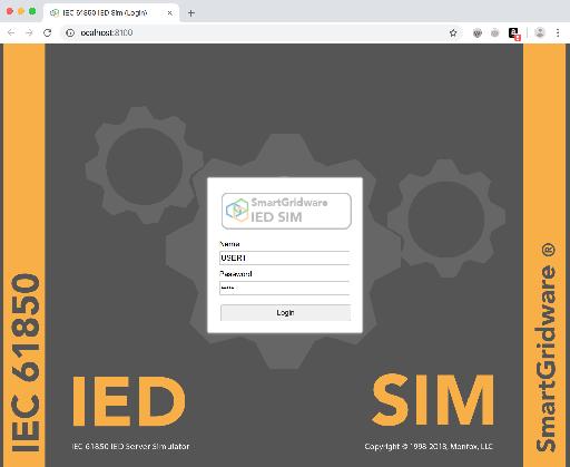 IED Simulator: